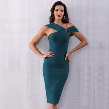 Bandage Women Vestidos Bodycon