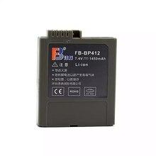BP-412 lithium batteries BP-415 BP412 BP415 Camcorder Battery For Canon IXY DV IXY DV2 IXY DVM2 DVM2-V Optura 300