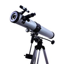 цена на HD 450 Times Reflective Astronomical Telescope with G3 Equatorial Mount F90076EQ Zooming Monocular Space Observation Reflective