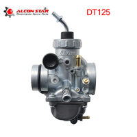 Alconstar VM24 Motorcycle Mikuni Carburetor for Yamaha DT125 DT175 RX125 for Suzuki TZR125 RM65 RM80 RM85 Dirt Bike Off Road
