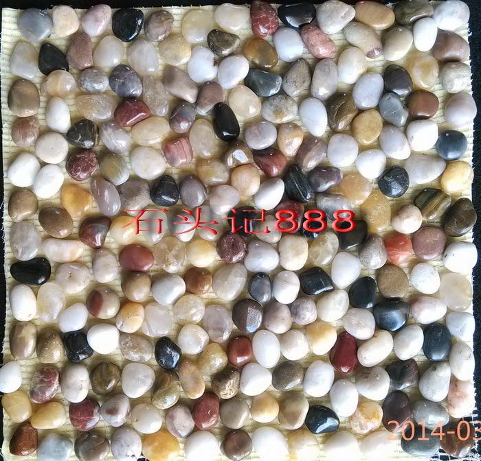 classic pebble Yuhua marble stone mosaic <font><b>tiles</b></font> HMSM1019I for kitchen backsplash mosaic bathroom wall mosaic mesh backing