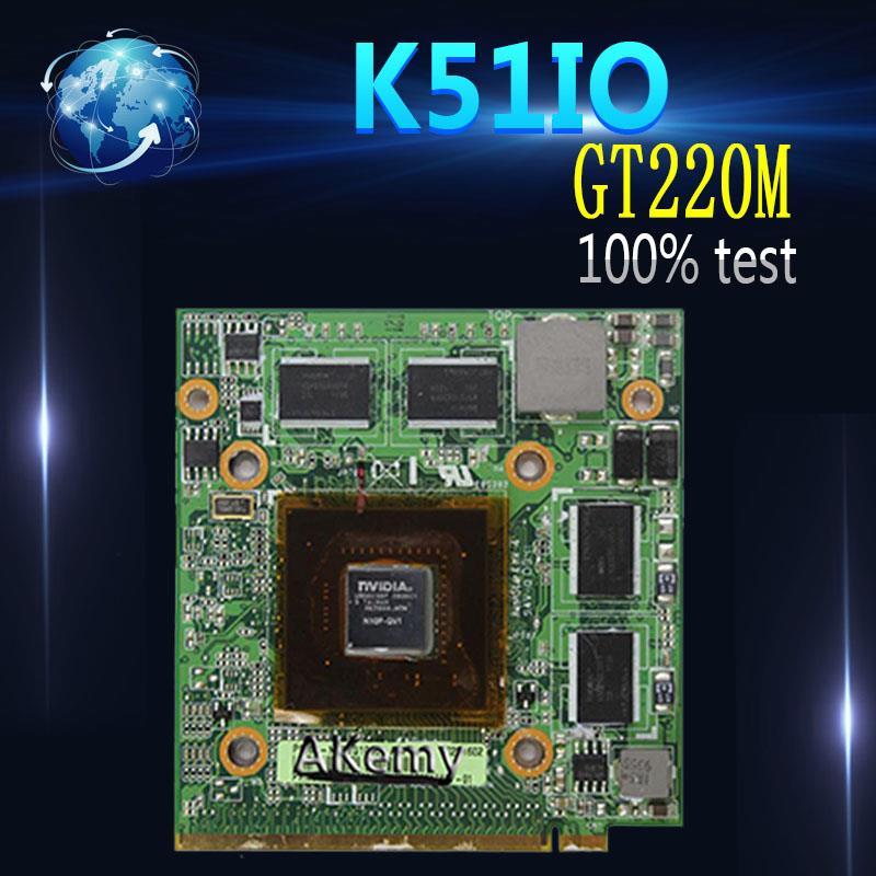 Amazoon  GT220M K51IO G96 630 C1 60-NXWVG1200-A01 13N0-ESM0501 13GNVP10M090 placa VGA para ASUS Pro66IC K61IC Pro79L K70IC X70ICAmazoon  GT220M K51IO G96 630 C1 60-NXWVG1200-A01 13N0-ESM0501 13GNVP10M090 placa VGA para ASUS Pro66IC K61IC Pro79L K70IC X70IC