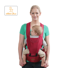 4390512a2c81 Lujo 9 en 1 portador hipseat bebé ergonómico 360 Canguros mochila portabebe  honda del bebé mochila niños abrigo infantil chicco