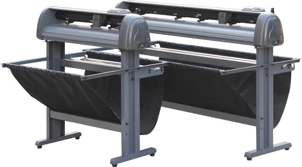 Automatic cutter 1300mm sticker cutting plotter 2017 digital vinyl cutter plotter