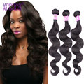 Mink Hair Indian Hair Weave Bundles Peerless Hair Company Indian Body wave Bundles Unprocessed Indian Human Hair Extension
