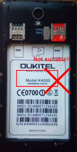 Image 2 - Oukitel K4000 لايت شاشة LCD + شاشة تعمل باللمس الجمعية 100% الأصلي LCD محول الأرقام زجاج لوحة استبدال ل Oukitel K4000 لايت