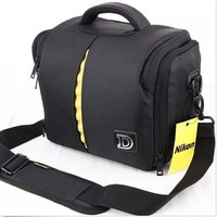 Camera Bag For Nikon D3200 D3100 D5300 D5200 D5100 D5000 D7000 D610 D90 D80 DSLR