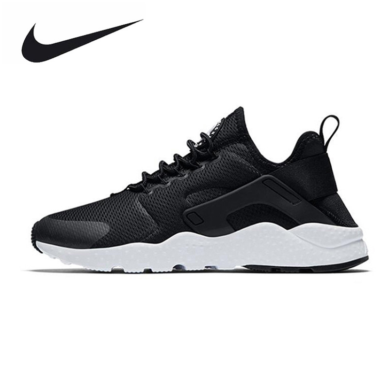 New Arrival Authentic Nike Air Huarache Run Women's Breathable Running Shoes Sports Sneakers Trainers все цены
