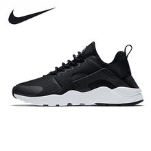 quality design 838df b1cca New Arrival Authentic Nike Air Huarache Run Women s Breathable Running  Shoes Sports Sneakers Trainers(China