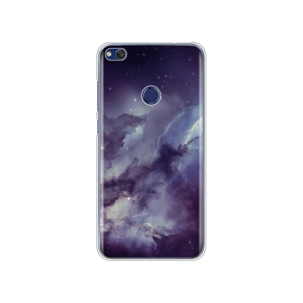 Colorful Space For Galaxy Universe Cover Phone Case For Huawei Ascend P7 P8 P9 P10 Lite Plus G8 G7 Honor 5C Mate 8