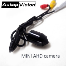"AHD320 AHD Car Camera High Quality 2MP 1080P CCTV AHD Camera 1/3"" Color MiNi Car Camera DC12V driving video voice records"