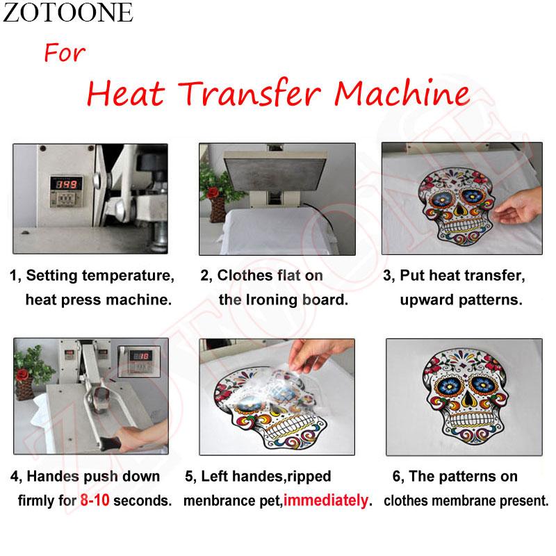 heat transfers Machine