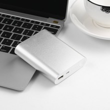 18650 power bank 10000mah universal portable powerbank External Battery Charger quick charge Power Bank for Smart Phone