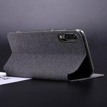 MOFi Fabric Flip Case for Huawei P20 P20Pro P20Lite
