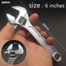 6 zoll Multi-Funktion Einstellbar Schlüssel Universal Schraubenschlüssel Set Snap und Grip Für Muttern und Schrauben von Alle formen und Größen