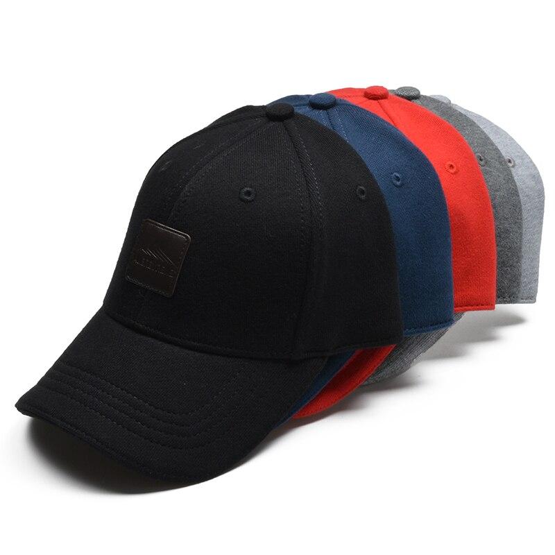 [NORTHWOOD] High Quality Brand Mens Cotton Baseball Cap Women Snapback Hat Solid Dad Hat 100% Cotton Bone Trucker Cap For Adult