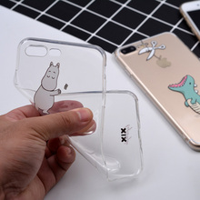 Soft Cute Animals iPhone Case