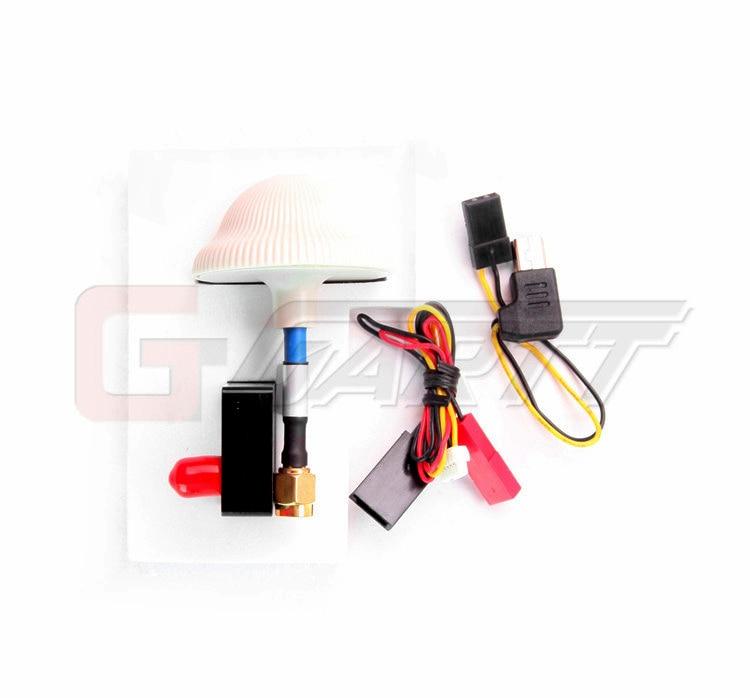 Racing Star RT406 5.8G 40CH 600mW Mini FPV Transmitter with LCD Display Including Mushroom Antenna 406 948 41 13 40
