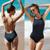 Pure Sexy Halter magro Romper Jumpsuit one-piece Macacão estilingue essencial