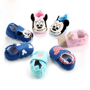 Girls Shoes Cloth Toddler Moccasins First-Walker Bebe Infant Baby Boy Cotton Non-Slip