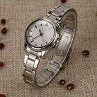 <+>  Водостойкие женские часы из нержавеющей стали с японским кварцевым механизмом ✔