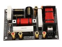 2 façon 2 Unité professionnel Haut-Parleur diviseur de fréquence/Crossover Filtre 3200 HZ pour Tweeter-Médium Woofer fabriqué par kasun MKP-2988C