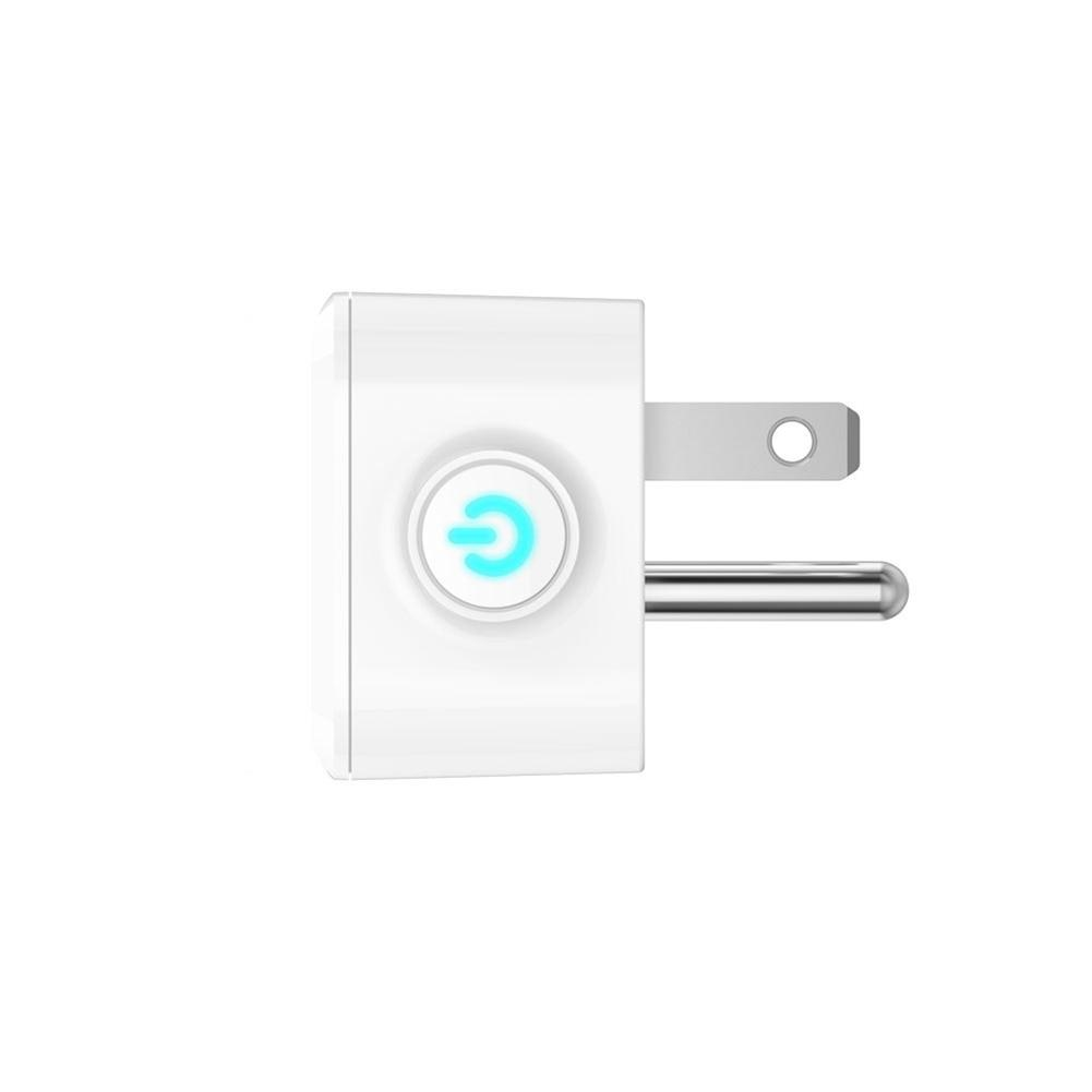 RONDAFUL WIFI Smart Plug Switch Socket,Support Alexa Voice Control Wifi App Timing Close,smart Google Home 15A US Plug