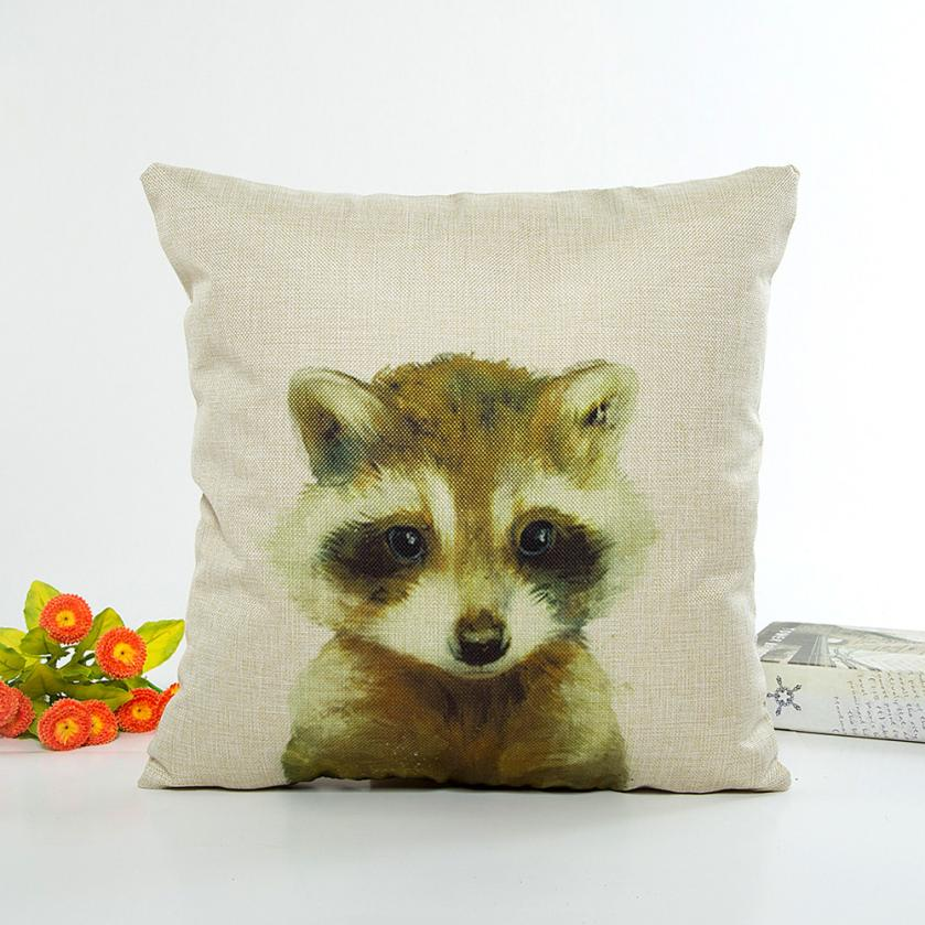 New Qualified Cushion Cover Pillow Case Sofa Waist Throw Cushion Cover Home Decor Levert Dropship dig6119
