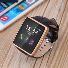 AUF LAGER! intelligente Uhren D11 Uhr Sync SMS Notifier Unterstützung Bluetooth Für Android IOS Smartwatch anti-verloren Reminder