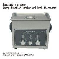 M3000 110 В/220 В Ультразвуковой очиститель печатной платы доска ультразвуковой очистки машина лаборатория cleaner 1 шт.