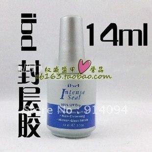Import IBD gel/UV glue/disposable seal/seal glue/gel and ml nail art supplies