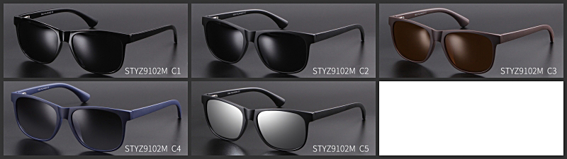 LongKeeper Polarized Sunglasses Men TR90 Mirror Sun Glasses Women Vintage Eyewear Accessories Driving Goggles UV400 Gafas in Men 39 s Sunglasses from Apparel Accessories