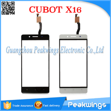 Black/White/Gold Touchscreen For Cubot X16 Touch Digitizer Screen Glass Panel Sensor