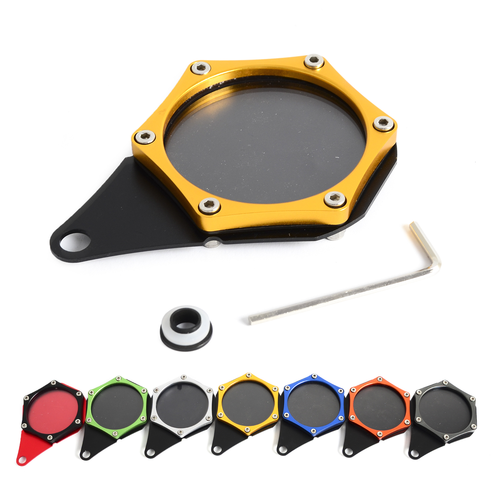 CNC Scooters Quad Bikes Mopeds ATV Motorcycle Motorbike Tax Disc Plate Holder New
