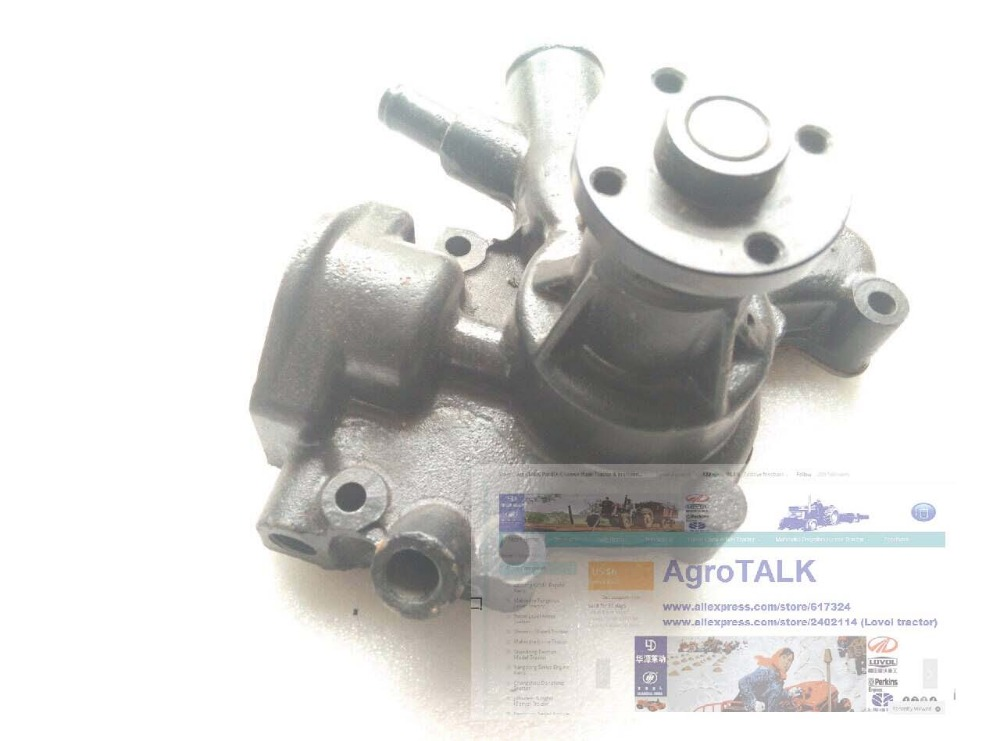 купить Changchai 4L68 parts, the water pump, please check the shape when make the order