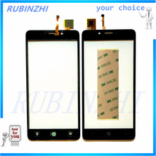 5.0 inch Mobile  phone touch panel For Qumo Quest 507 touch screen digitizer front glass replacement touchscreen sensor Parts  цены