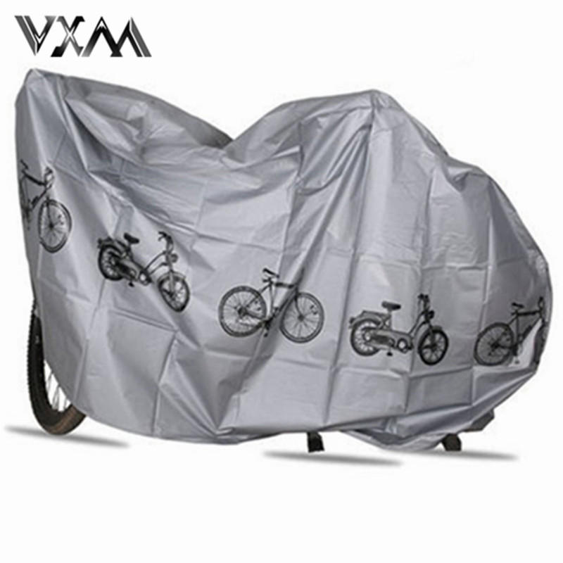 26 29 29er Vélo VTT Étanche Protecteur Vélo Vélo Pluie Poussière Protecteur Housse De Protection Étanche Blanc