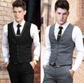 Colete vestido de partido dos homens Colete Masculino Plus Size 4XL 5XL 6XL Colete Masculino Colete Homme Colete vestido