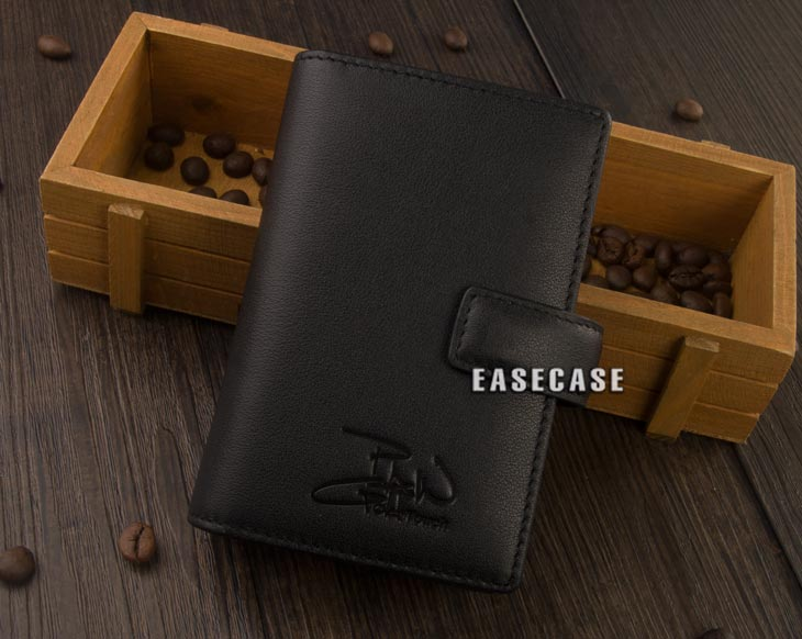 Image 2 - E4 Custom Made Genuine Leather case for LOTOO Paw Gold Touch-in Phone Pouches from Cellphones & Telecommunications