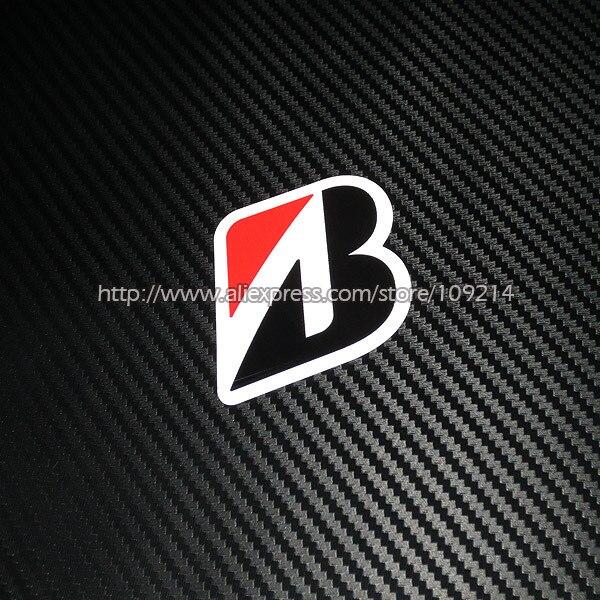 Hot sale Bridgestone A helmet motorcycle Sticker Decals Waterproof 16