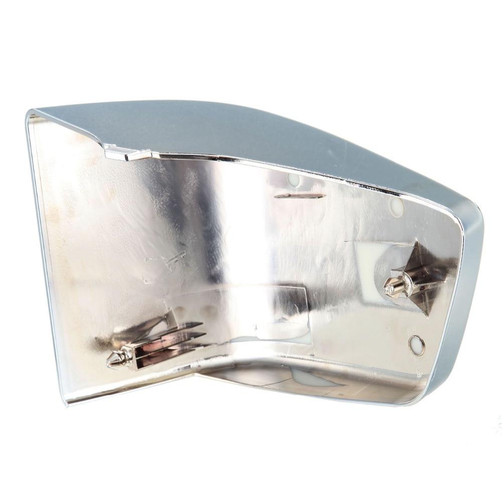 Chrome Plastic Battery Side Fairing Cover For Honda Shadow VT750 400 VT 750 97~03 franke princess 750 chrome
