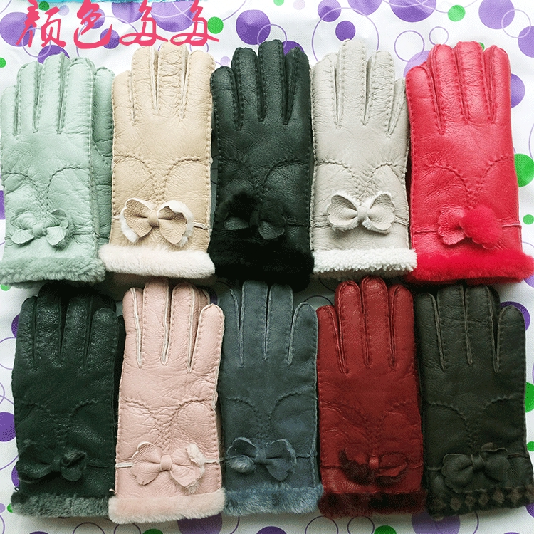 Apparel Accessories Responsible Fanala Gloves Hedgehog All-finger Gloves Plush Glove Costume Cute Winter Warm Knit Mittens Winter Warm Wool Gloves 2018
