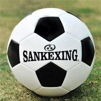 Sankexing لكرة مباراة تدريبية الكرة المهنية معيار الحجم 5 الكرة كرات في فريق الرياضي لكرة القدم جلدية soccers
