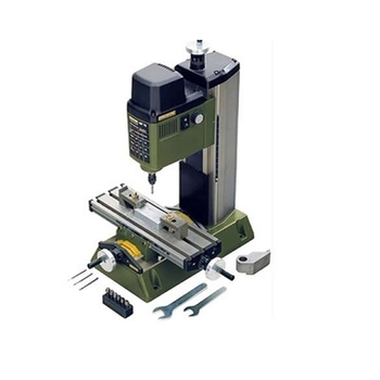 PROXXON mini sihirli hassas freze makinesi MF70 işleme araçları