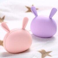 Beauty Makeup Mirror New Hand Pet USB Charging Cosmetic Mirror Creative Cartoon Hand Warmer Portable Cosmetic