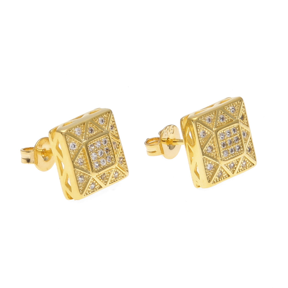 Gold Earrings Mens Jewelry Small Hoops
