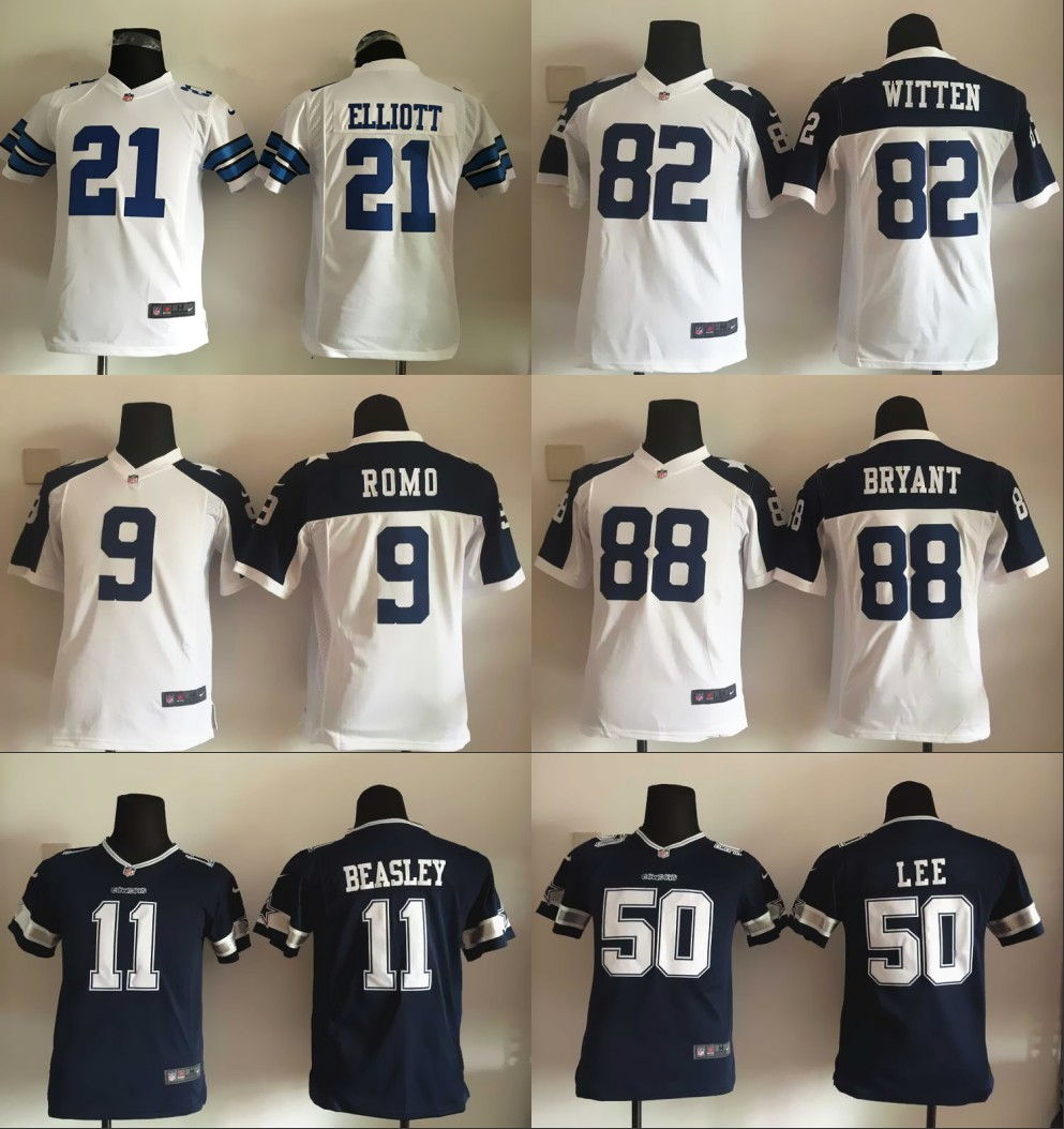 Dallas Cowboys Cole Beasley YOUTH Jerseys