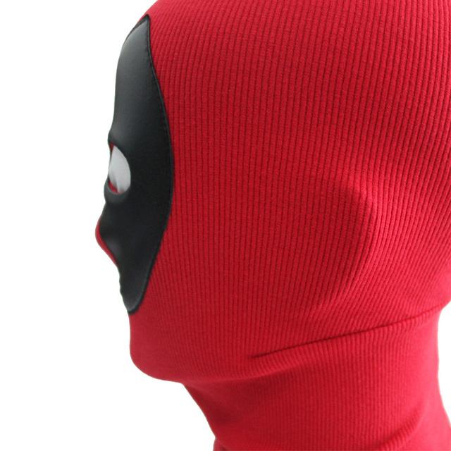 Deadpool Mask Breathable ( Full Face Mask )