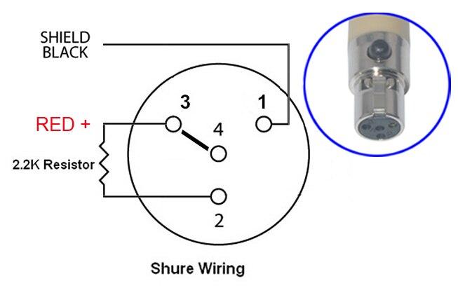 US $75.86 |MU100 Wired Instrument Microphone with XLR3 / XLR4 48V Phantom on