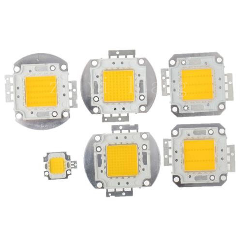 10W 20W 30W 50W 70W White /Warm White LED Chip Bulb Lamp Industrial Accessories